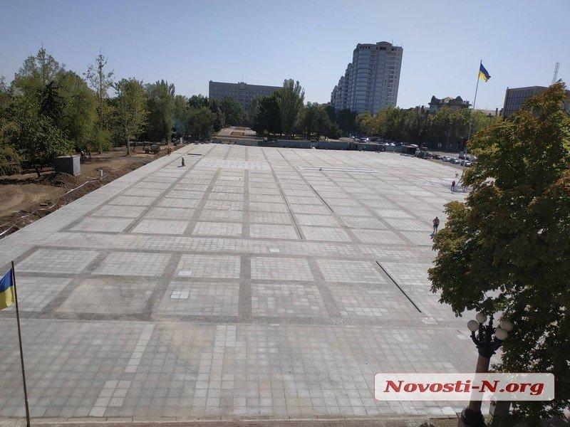 Сколько стоит Серая площадь в Николаеве?