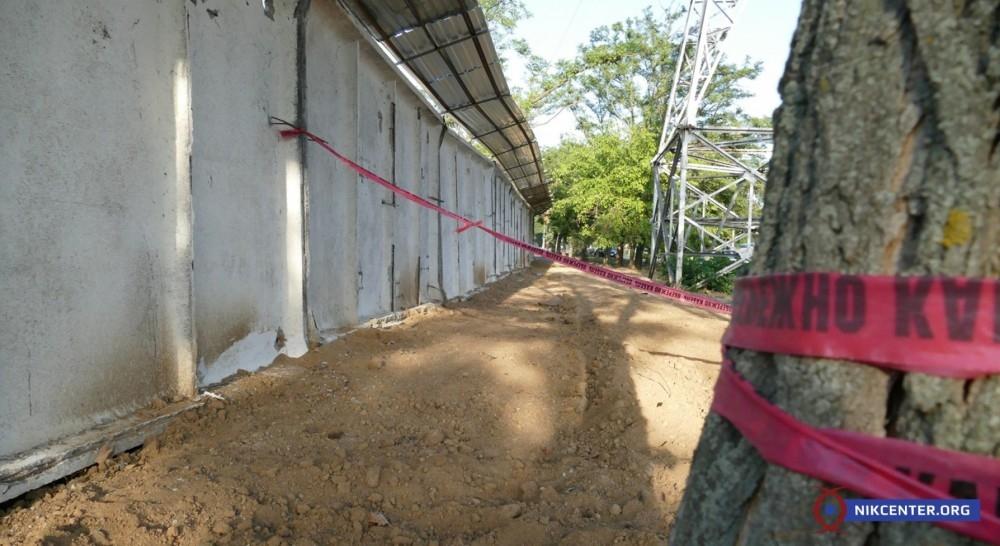 В Николаеве половина зеленых зон не имеют проектов землеустройства и могут быть застроенными