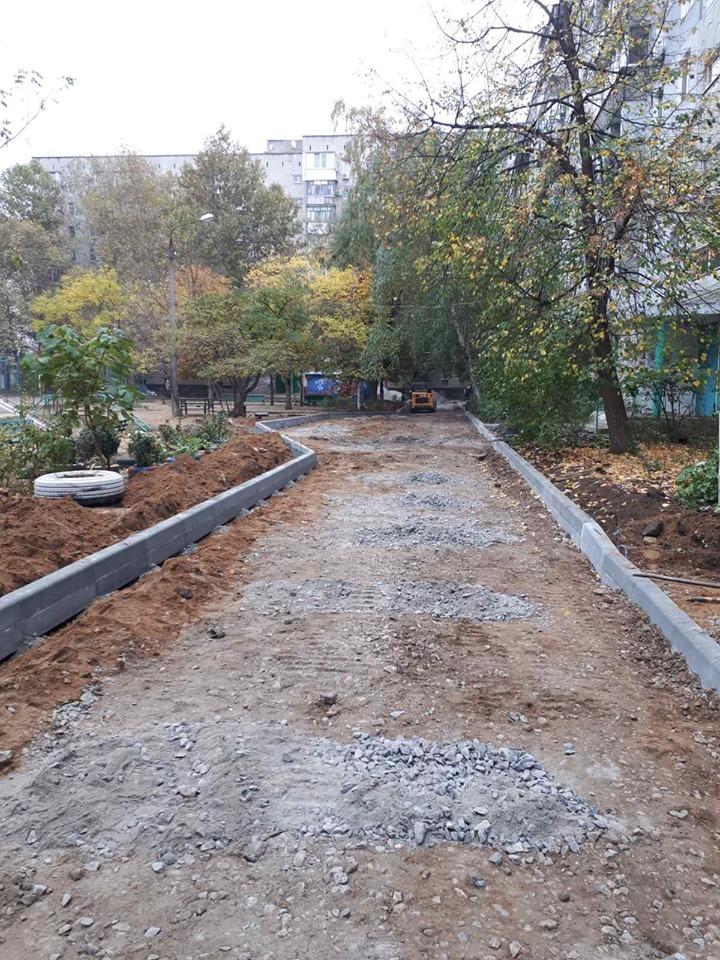 В Николаеве отремонтируют внутриквартальные проезды в Корабельном районе