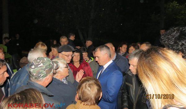 Мэр Сенкевич о школьных поборах