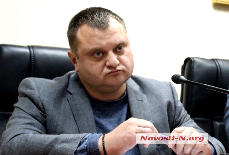 В Николаеве - новый начальник управления по борьбе с организованной преступностью