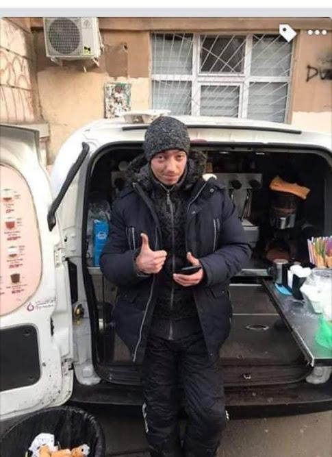 Одесситов призывают пить кофе у баристы, который помогал во время пожара