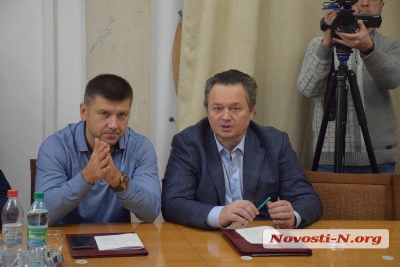 В Николаеве проверят, как в школы покупали противопожарные системы
