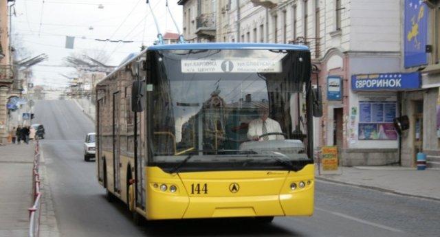 В Украине отменен бесплатный проезд в транспорте