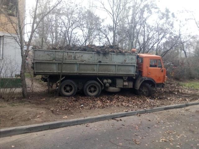 В Корабельном районе Николаева провели санитарную очистку