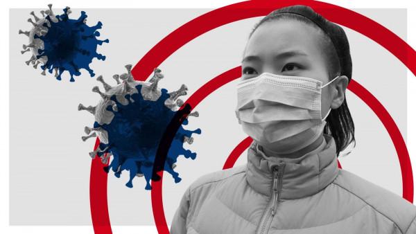 Китай из-за вируса превращается в ад