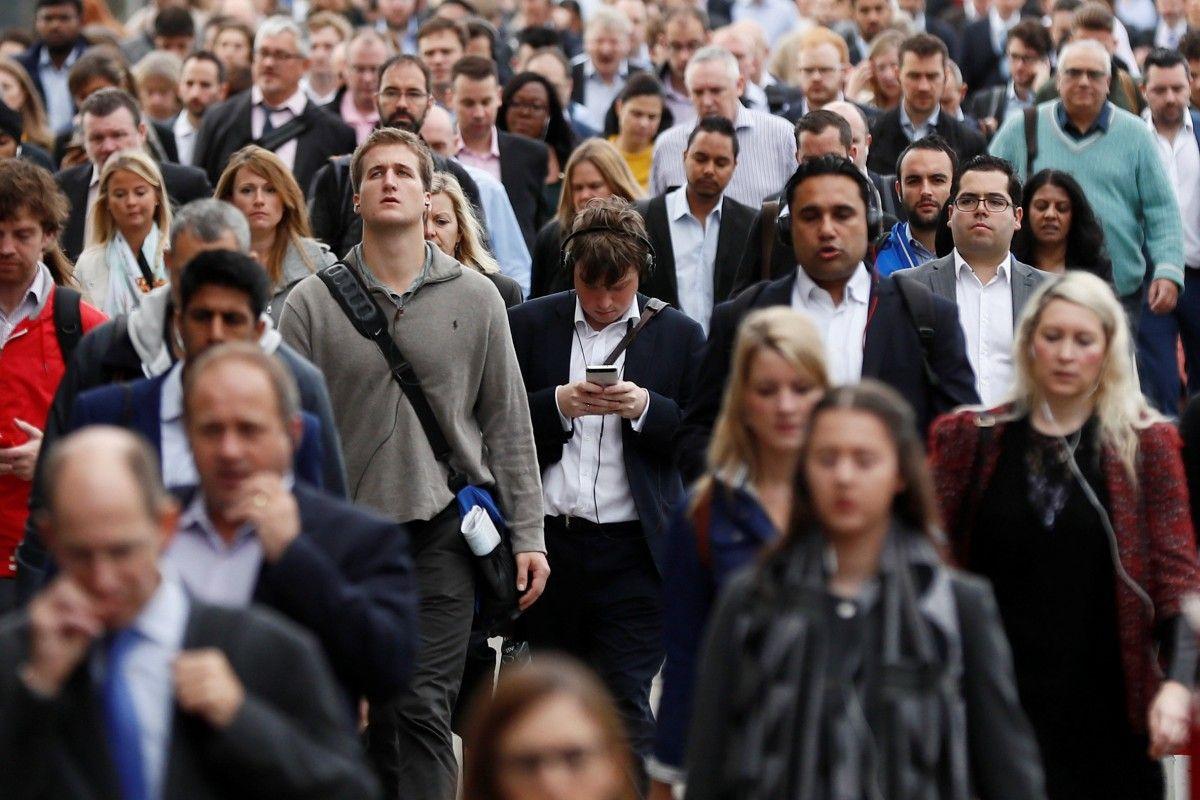 Население Украины за год уменьшилось на 230 тысяч