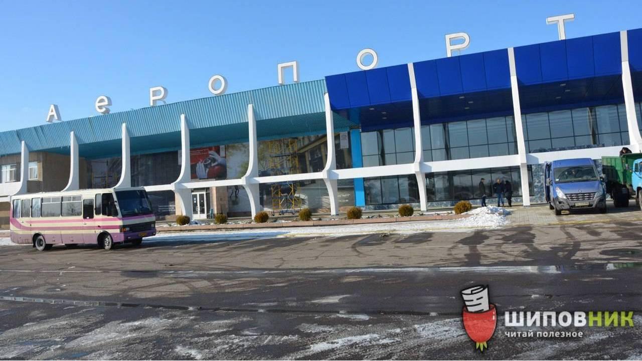 Николаевскому аэропорту согласовали регулярный рейс в Стамбул