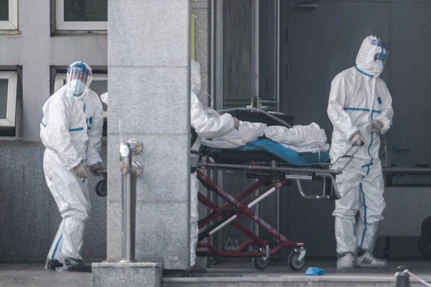 Из эпицентра вспышки коронавируса в Китае не могут выехать более полусотни украинцев