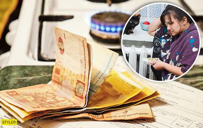 Двойные платежки за газ: украинцам сообщили радостную новость