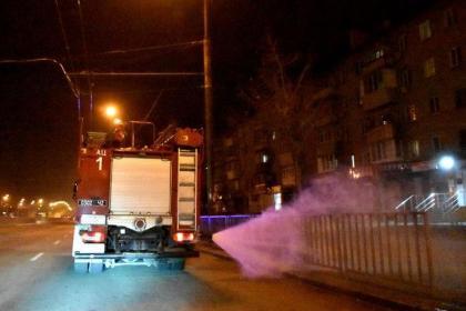 В Николаеве не будут дезинфицировать улицы: мэр не видит в этом смысла