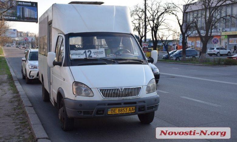 Водителя маршрута №12 оштрафовали на 17 тысяч за перевозку более 10 пассажиров