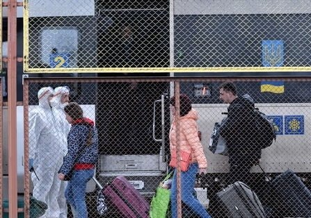 В Николаевскую область из-за границы с начала карантина приехали 747 человек