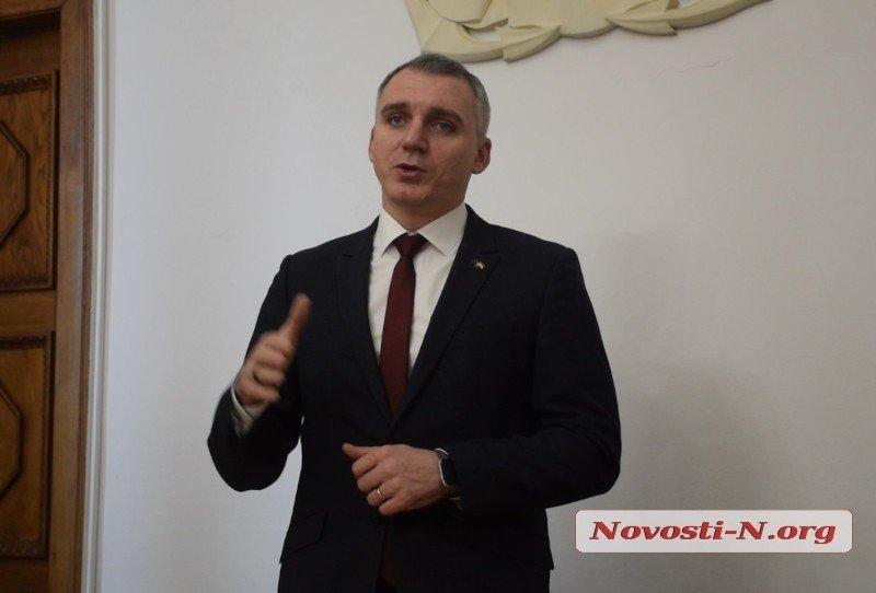 Сенкевич возмутился, что николаевцы гуляют по улицам