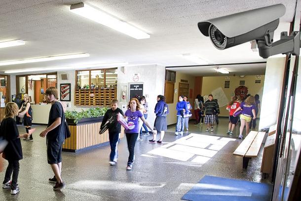 Мэрия Николаева собирается установить камеры видеонаблюдения в школах за 3,5 миллиона