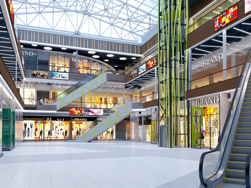 В Николаеве планируют построить еще два торговых центра