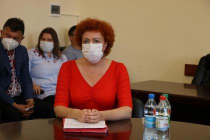 Федорова заявила, что Стаднику неинтересны проблемы николаевской «инфекционки»