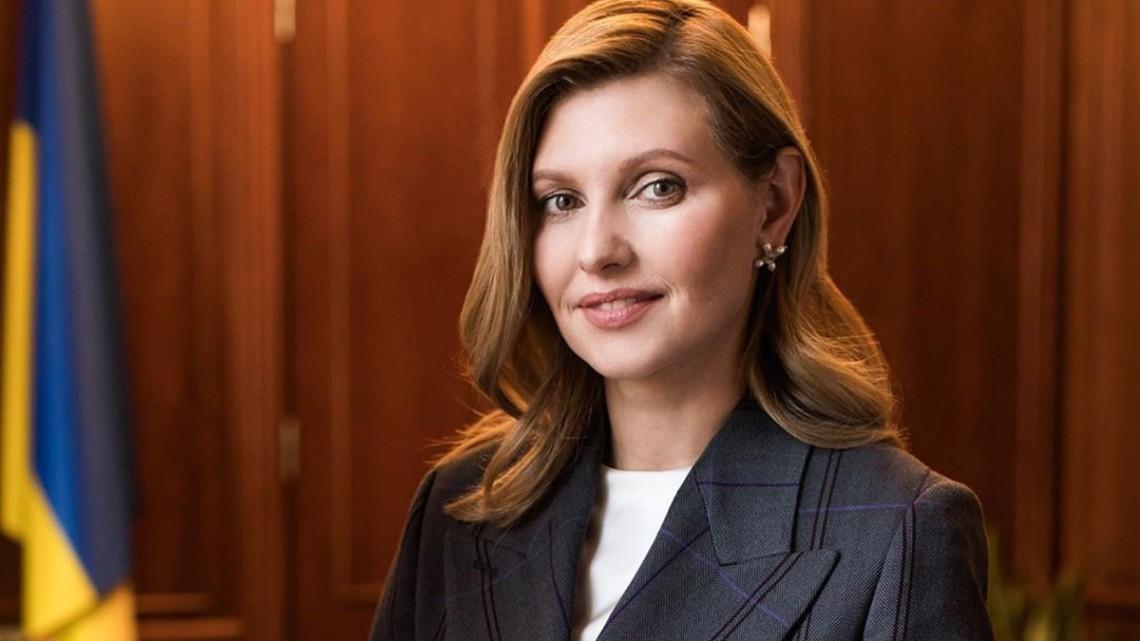Жена президента Зеленского заболела коронавирусом