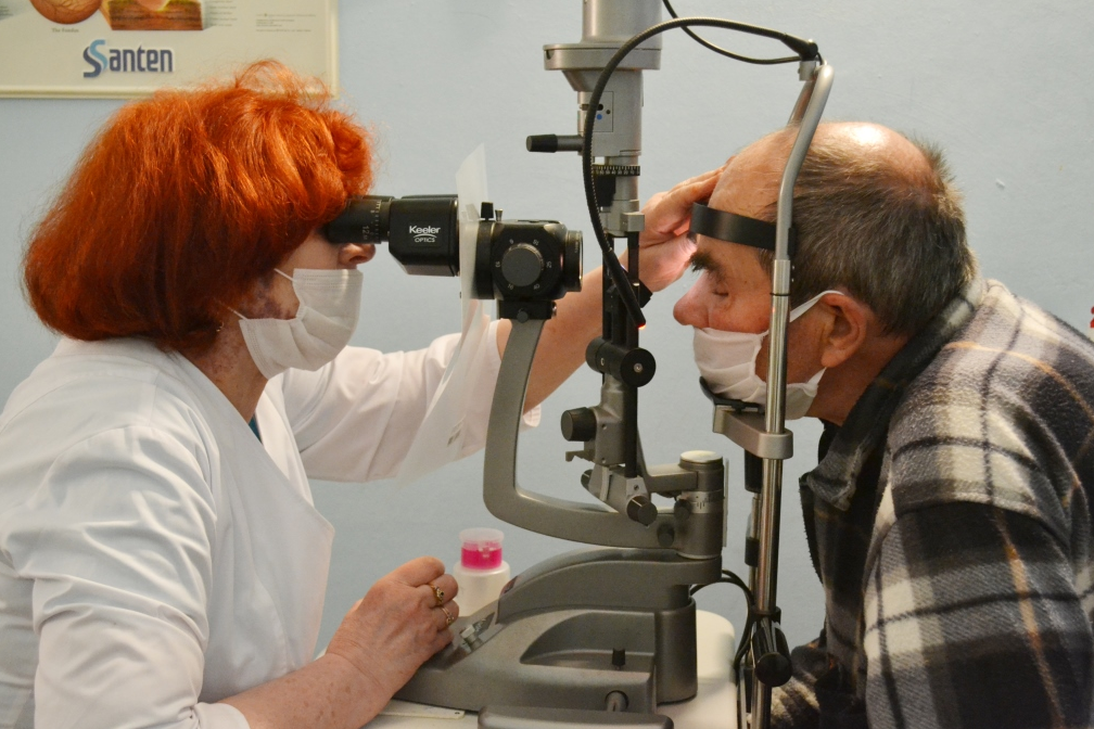 Миколаївська обласна офтальмологічна лікарня: щастя бачити світ своїми очима