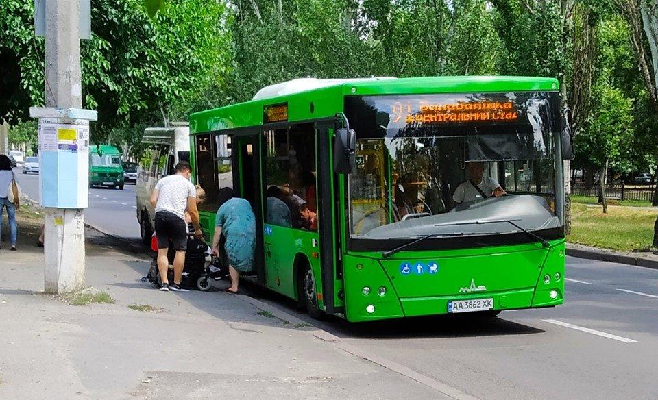 В Николаеве для удобства пассажиров опубликован новый график движения маршрутов