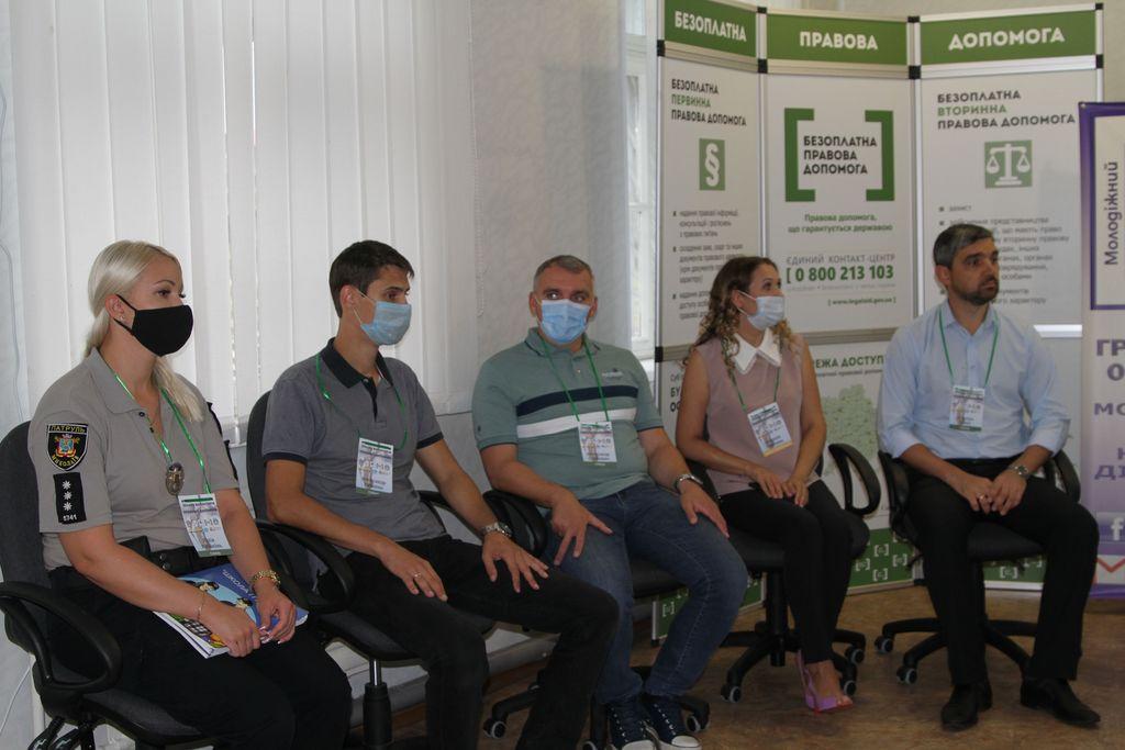 В Миколаєві відбулась Школа волонтера правової допомоги