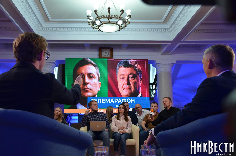 Битва за город: в Николаеве стартует новое политическое ток-шоу в прямом эфире