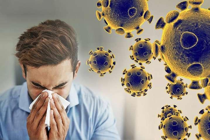 В Украине за сутки 7517 новых случаев коронавируса