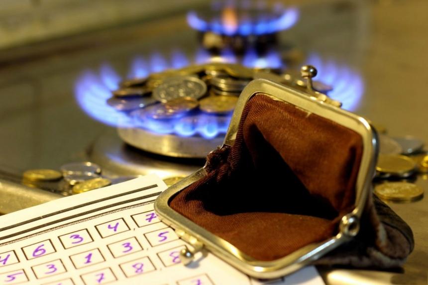 В Николаеве горожане задолжали за газ почти 440 млн грн