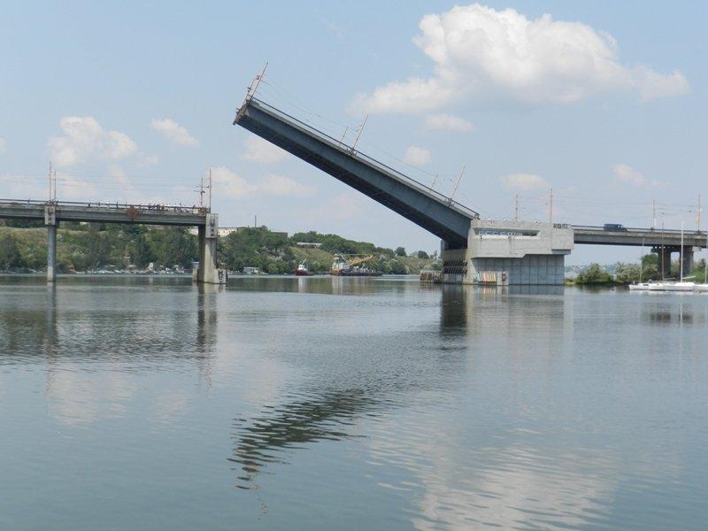 В Николаеве 27.11.2020 разведут мосты
