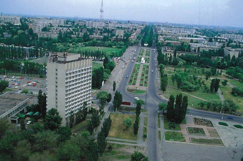 На проспекте Центральном в Николаеве Министерство культуры ограничило этажность домов