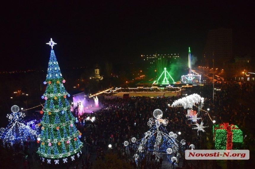 На реконструкцию Серой площади в Николаеве снова объявят тендер