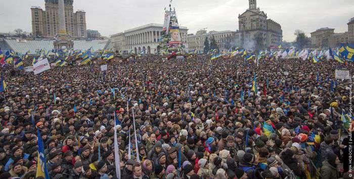 Украина попала в пятерку самых несчастных стран мира