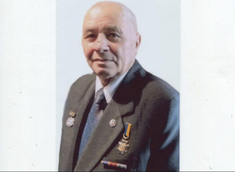 Активный пенсионер из Корабельного района удостоен награды «Почетный ветеран Украины»