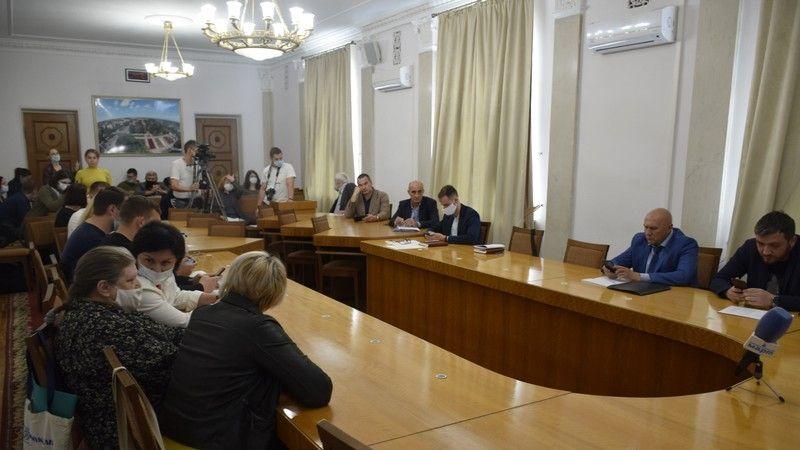 В Николаеве разрабатывают новый план застройки территории