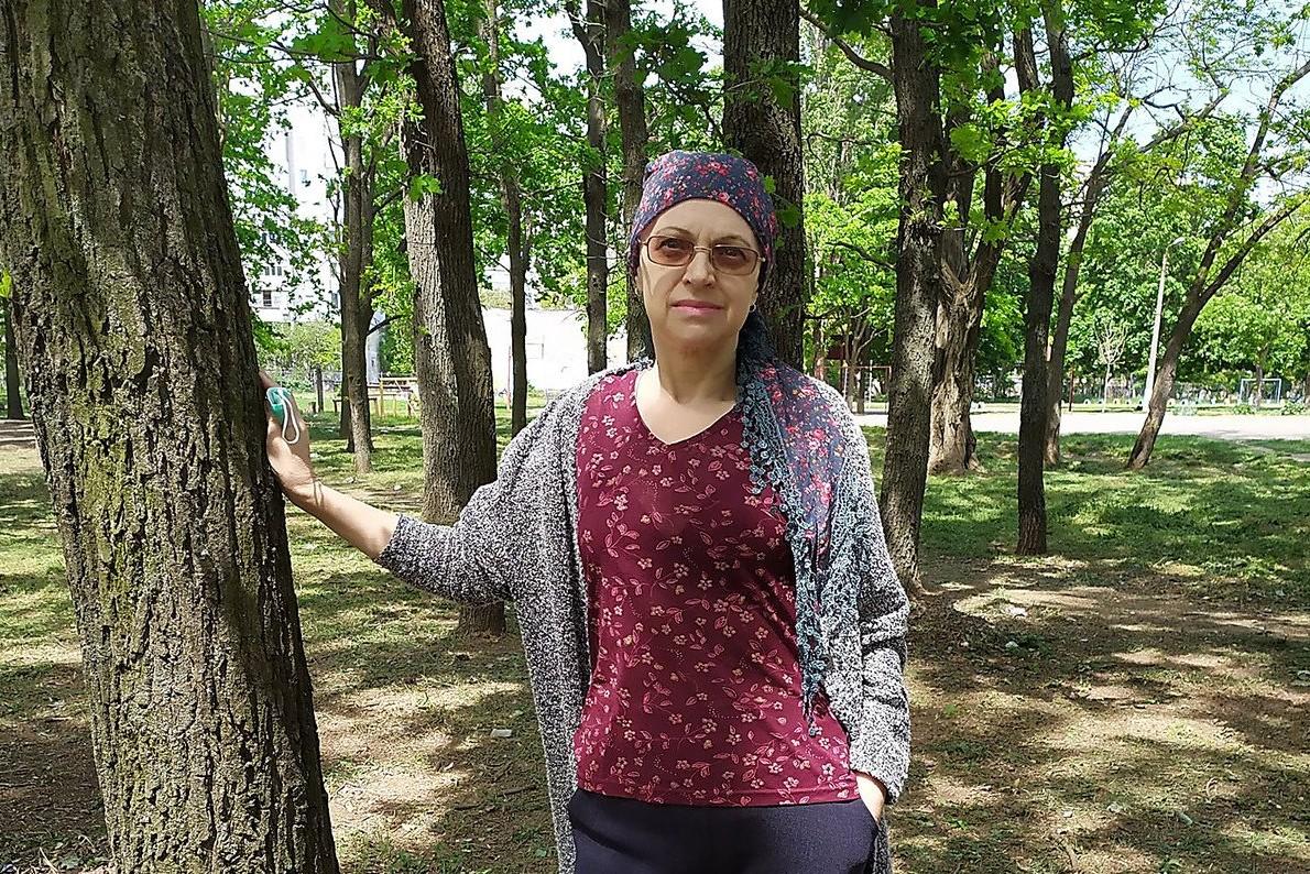 В Николаеве горожанка, которая борется с тяжелым недугом, нуждается в помощи