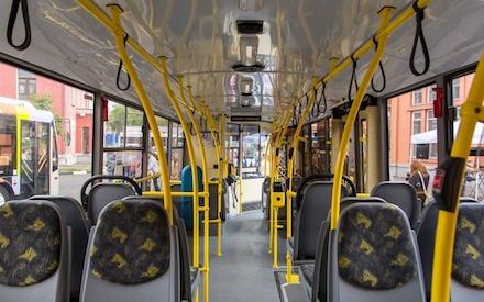 В Николаеве на маршруты запустят сорок низкополых троллейбусов
