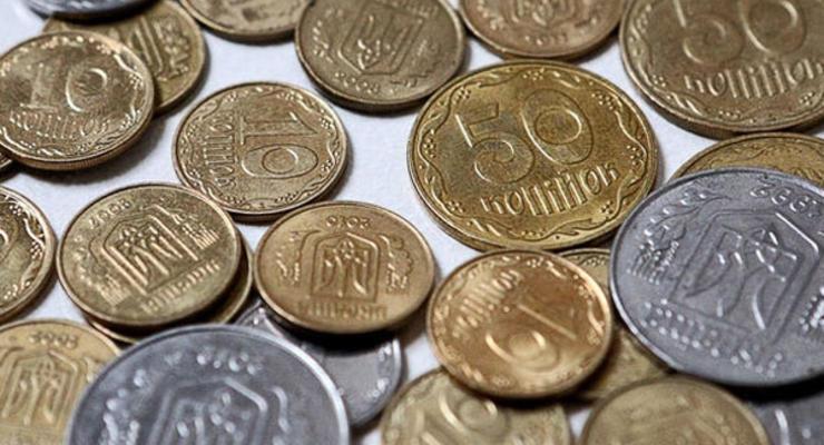 Выведенные из оборота монеты в Украине можно обменять