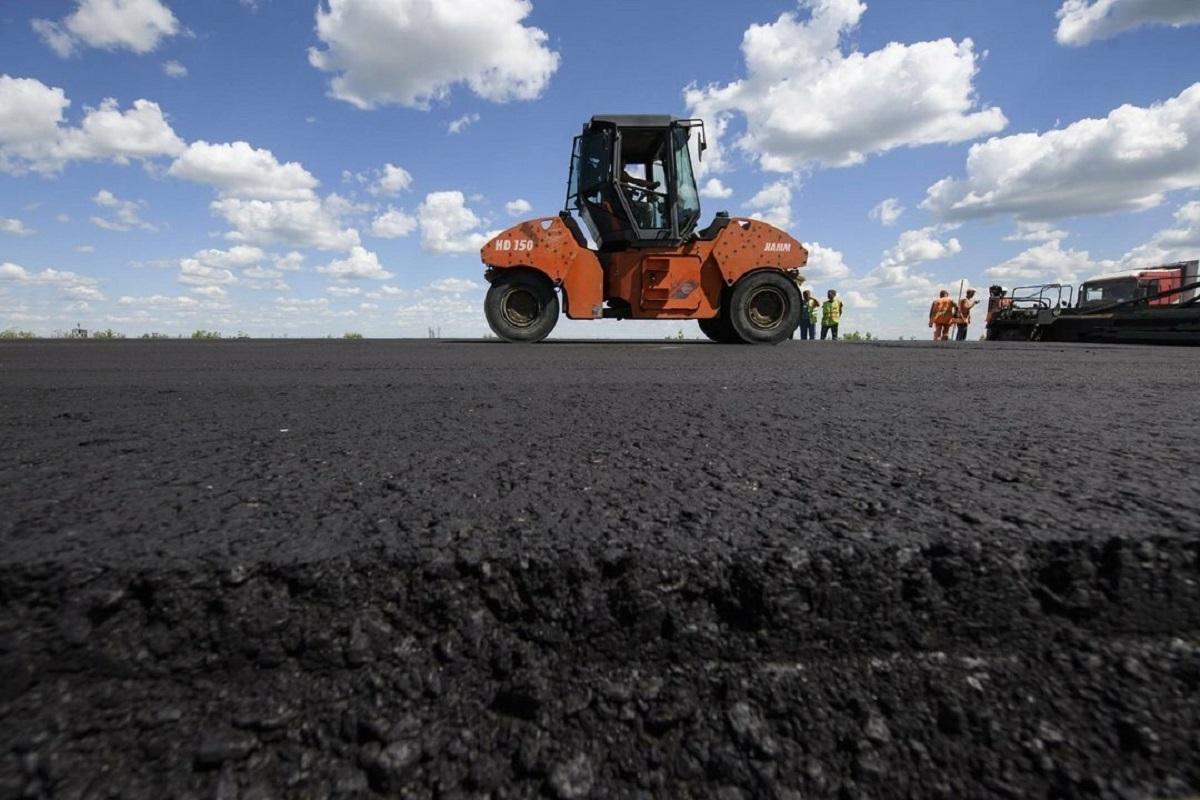 Начался ремонт объездной автодороги к портам Корабельного района