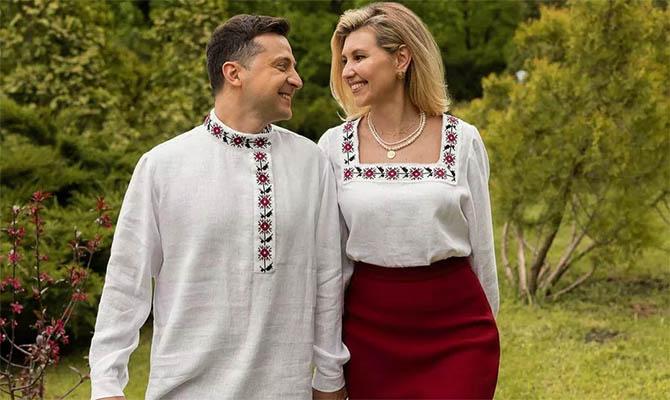 Жена Зеленского хочет себе официальный статус и штат помощников