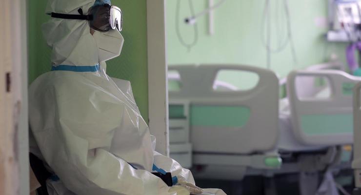 Больницы выдержат не более 90 тыс COVID-пациентов