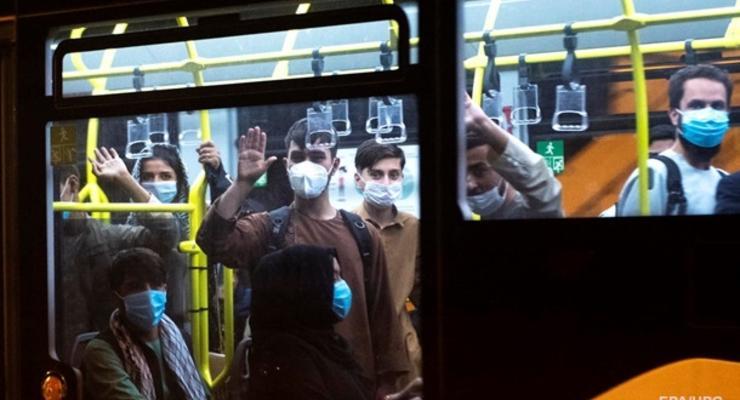В Украине назвали число ищущих тут убежище афганцев