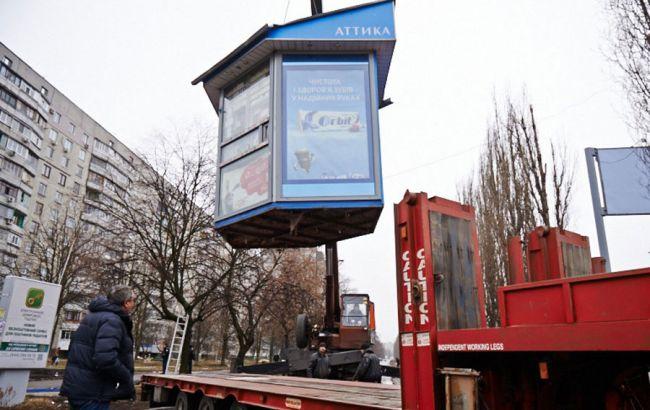 Ермолаев демонтировал рекламу, превращая ее в металлолом, - Совет рекламы Николаева