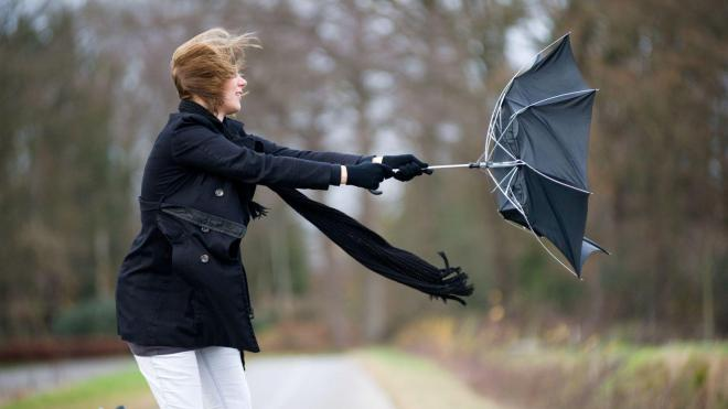 На Николаевщие ожидаются сильные порывы ветра