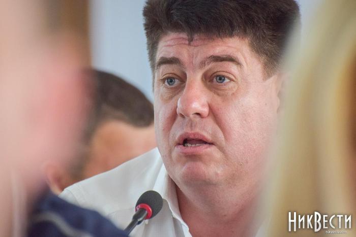 Солтыс заявил о непрофессионализме чиновников, которые удалили с сайта проект решения об увольнении Гавриша
