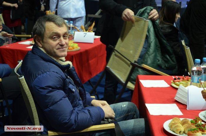 Новопоставленный судья одобрил апеляционную жалобу Пелипаса
