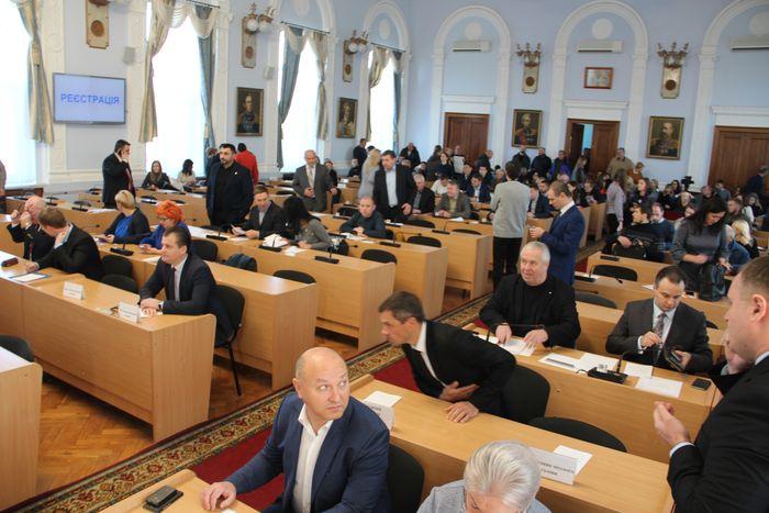 30 ноября состоится сессия Николаевского горсовета
