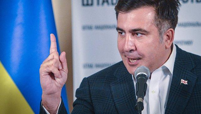 Саакашвили заявил о готовности возглавить новое правительство