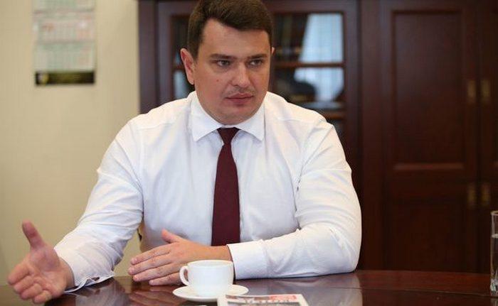 Заява Артема Ситника щодо законопроекту звільнення керівників НАБУ (ВІДЕО)