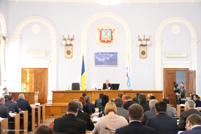 Николаевские депутаты приняли Программу развития устойчивой городской мобильности