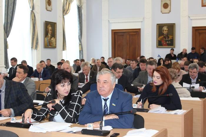 Депутаты Николаевского горсовета утвердили новых вице-мэров